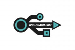 Logotipo USB-BRAND