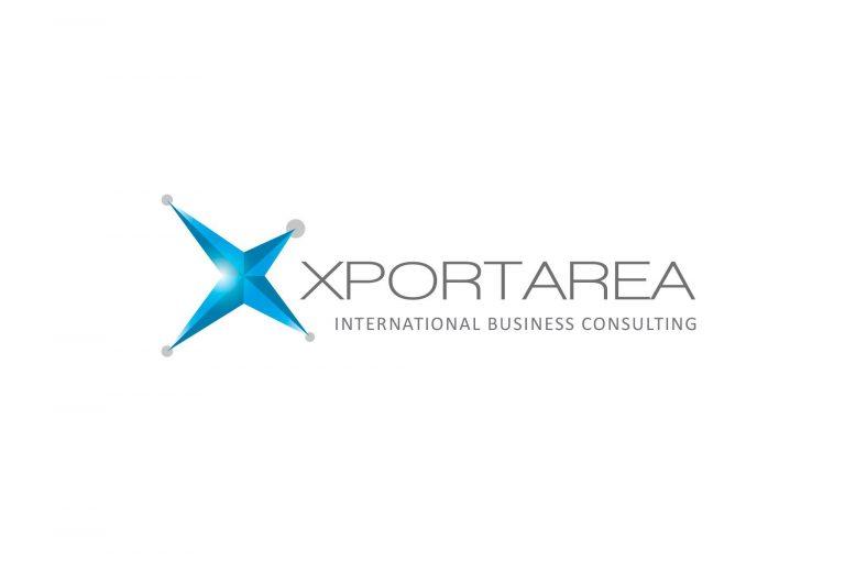 Logotipo Xportarea
