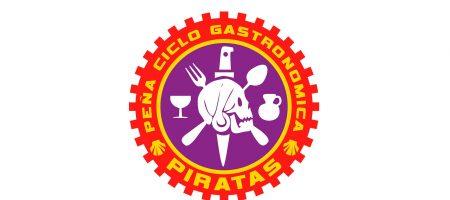 Logotipo Peña Gastronómica Piratas
